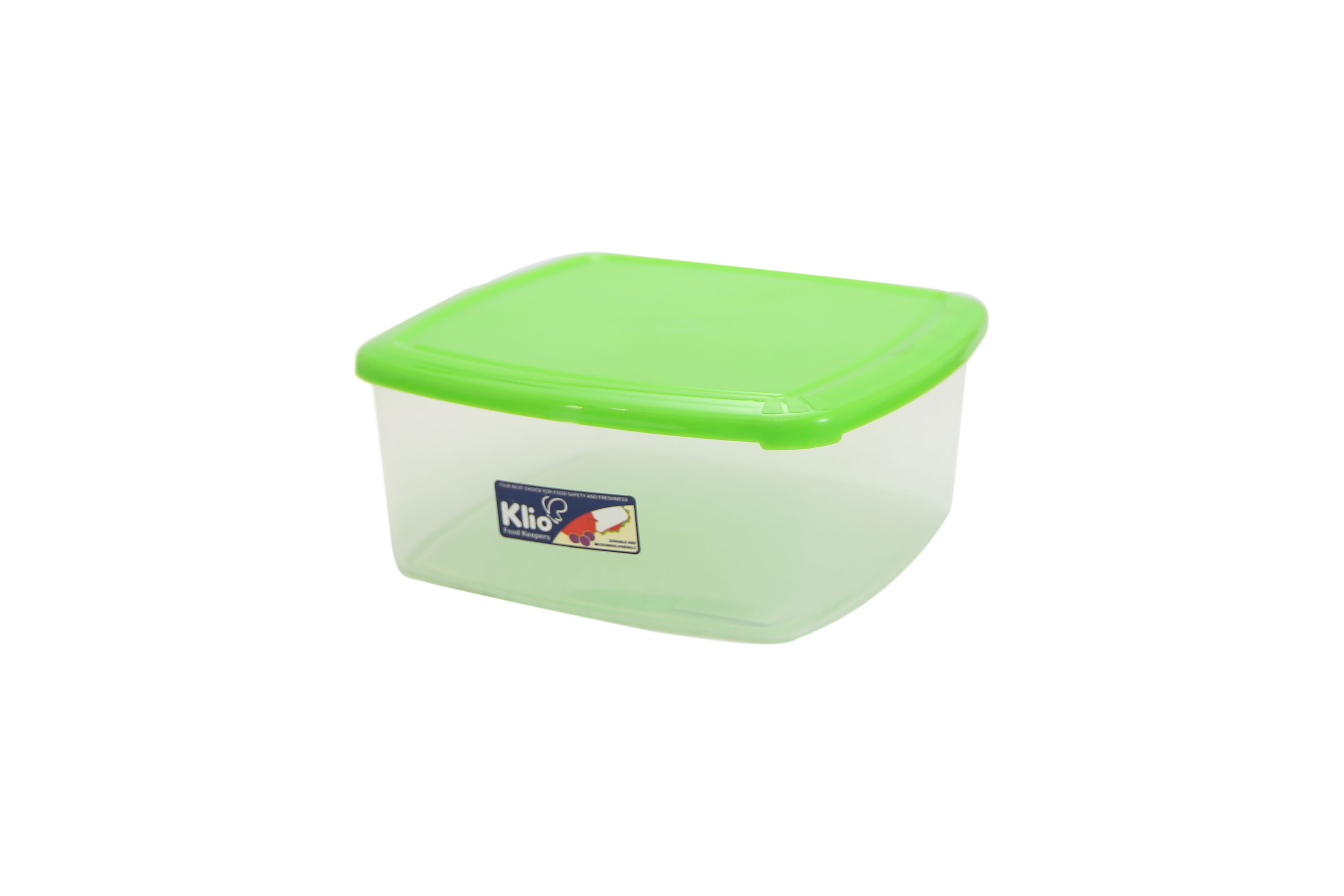 g-kl-sa04  sc 1 st  Klio Food Keepers & Thin Square Plastic Containers Large - Klio Food Keepers |